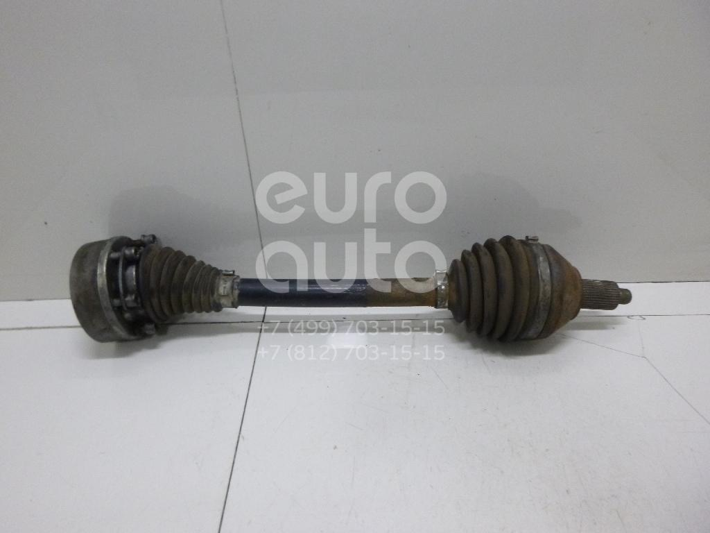 Полуось передняя левая для VW,Audi,Skoda Polo (Sed RUS) 2011>;A1 2010>;Rapid 2013> - Фото №1