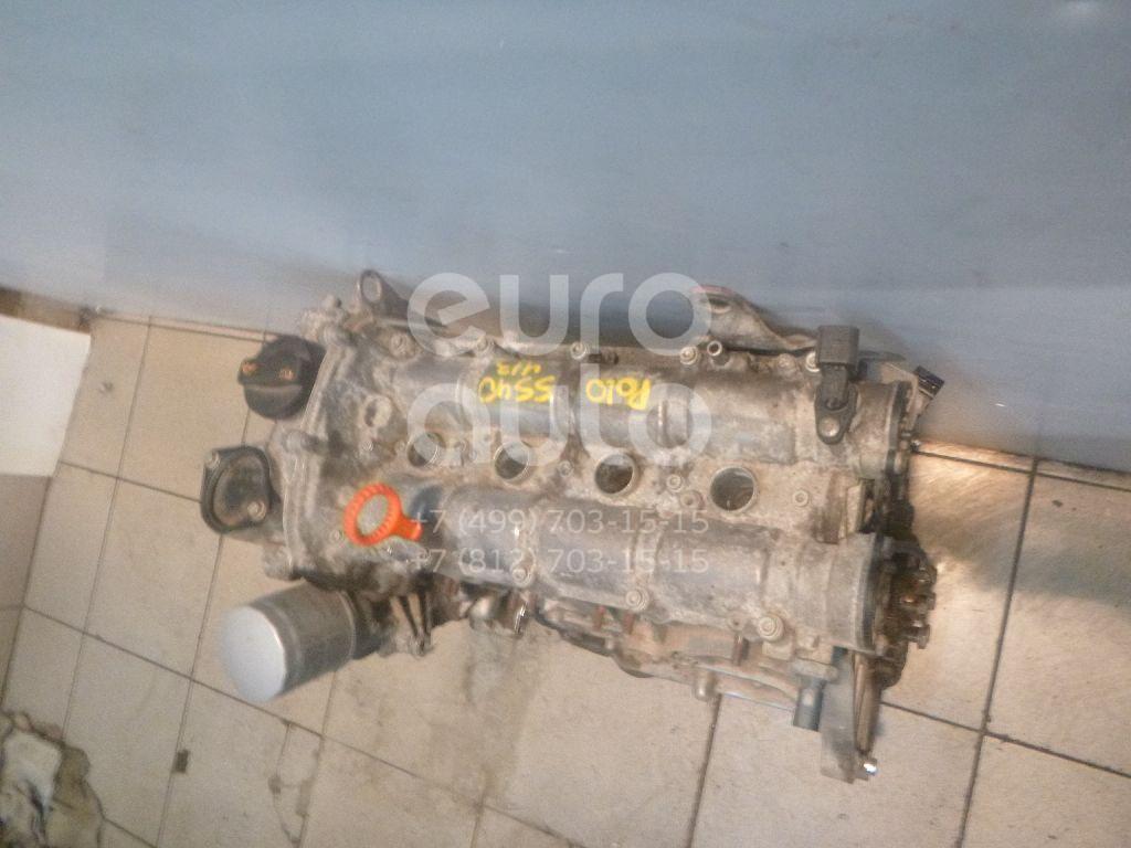Двигатель для Seat Polo (Sed RUS) 2011>;Fabia 2007-2015;Roomster 2006>;Rapid 2013>;Toledo 2013> - Фото №1