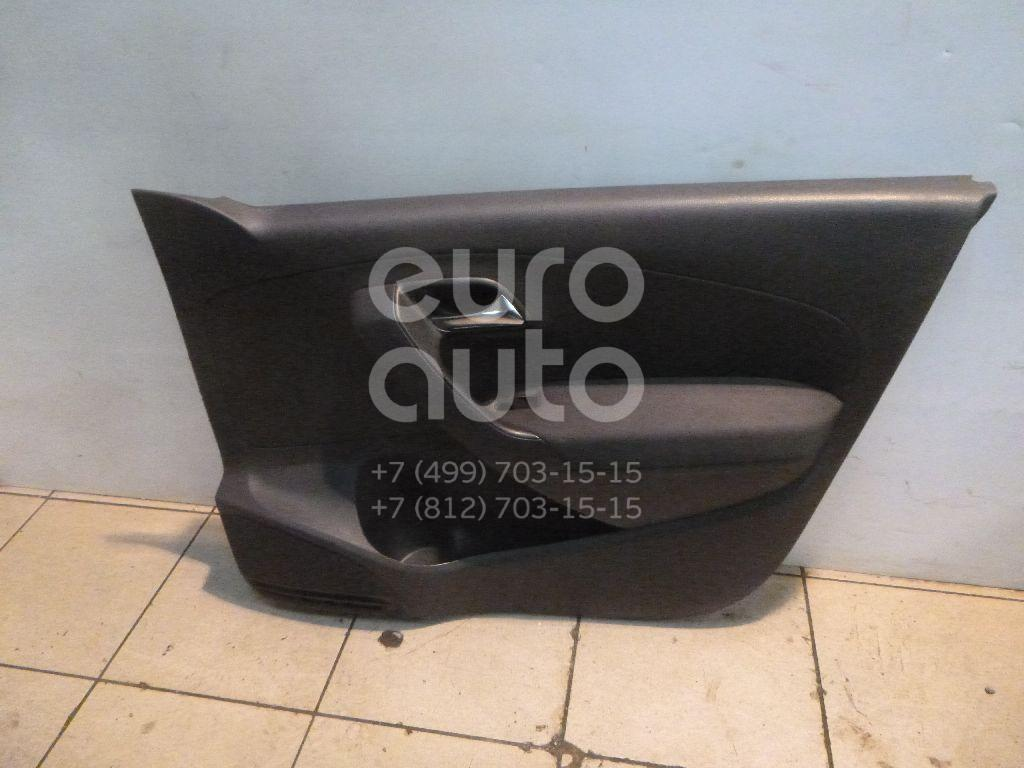 Обшивка двери передней правой для VW Polo (Sed RUS) 2011> - Фото №1