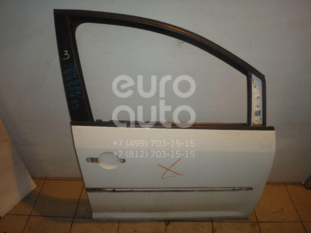 Дверь передняя правая для VW Touran 2003-2010 - Фото №1