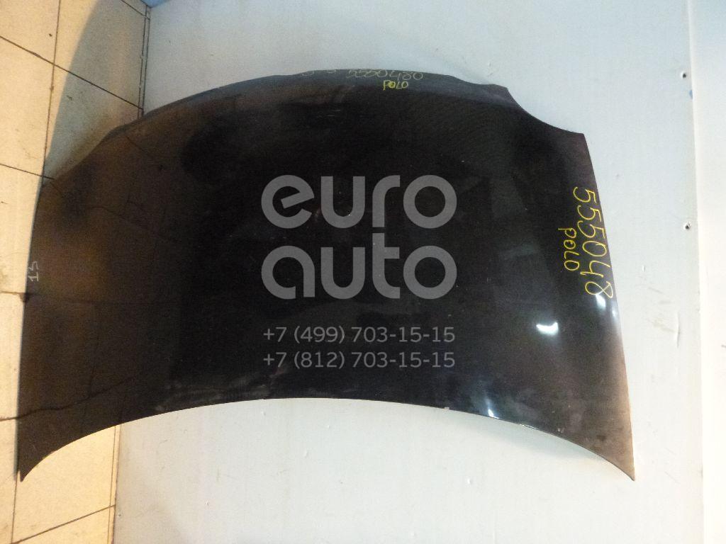 Капот для VW Polo 2001-2009 - Фото №1