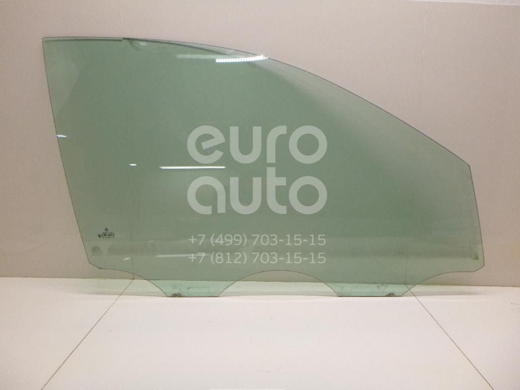 Стекло двери передней правой для VW Polo 2001-2009 - Фото №1