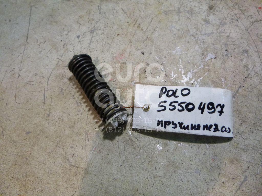 Пружина педали сцепления для VW,Skoda Polo (Sed RUS) 2011>;Fabia 2007-2015 - Фото №1