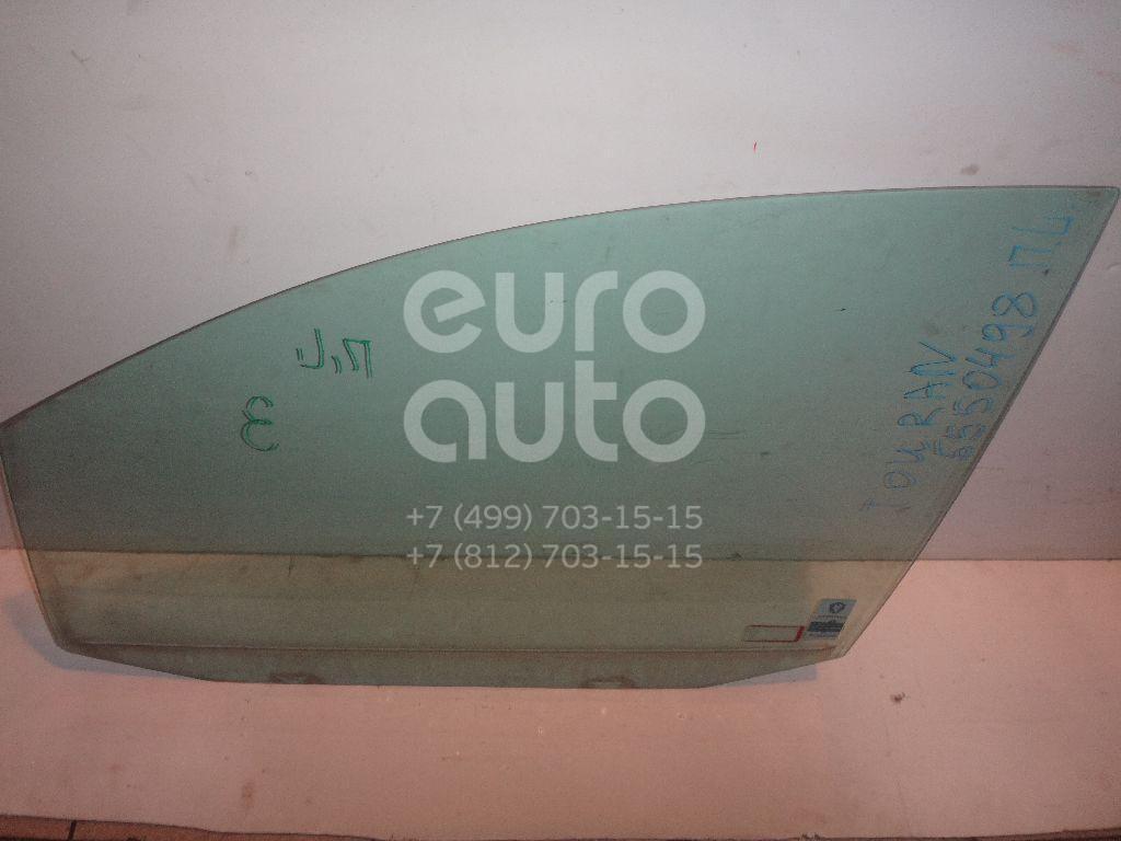 Стекло двери передней левой для VW Touran 2003-2010;Touran 2010-2016 - Фото №1