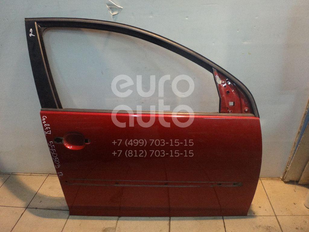 Дверь передняя правая для VW Golf V 2003-2009 - Фото №1
