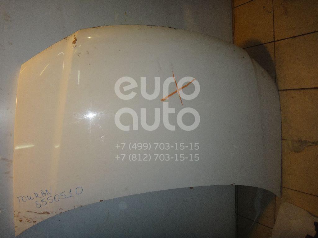 Капот для VW Touran 2003-2010 - Фото №1