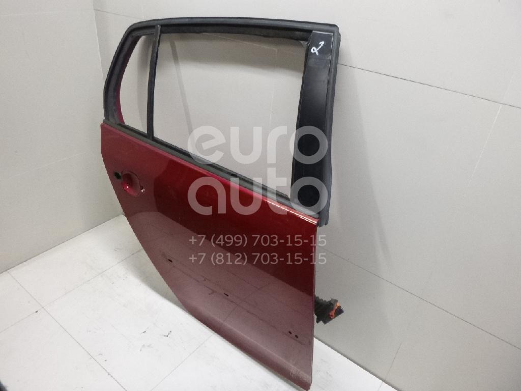 Дверь задняя правая для VW Golf V 2003-2009 - Фото №1
