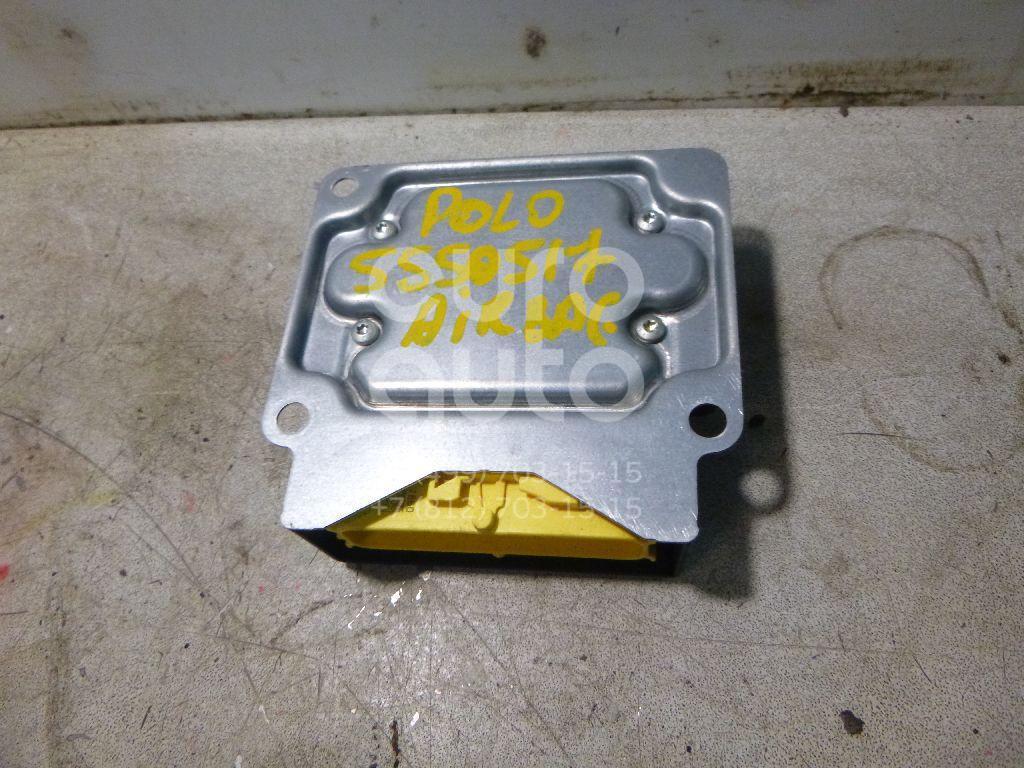 Блок управления AIR BAG для VW,Seat,Skoda Polo (Sed RUS) 2011>;Ibiza V 2008>;Fabia 2007-2015;Roomster 2006-2015;Polo (HB) 2009> - Фото №1