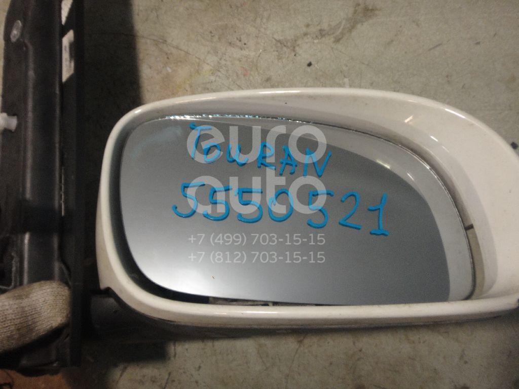 Зеркало правое электрическое для VW Touran 2003-2010 - Фото №1