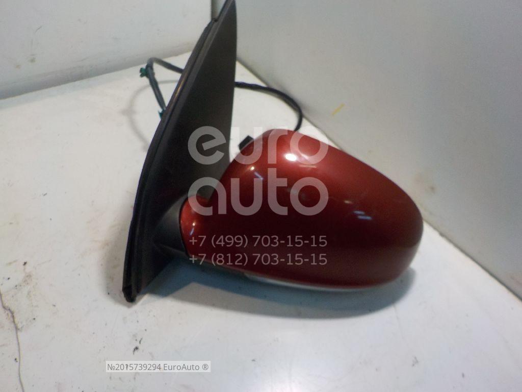 Зеркало левое электрическое для VW Golf V 2003-2009 - Фото №1