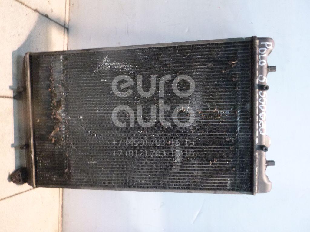 Радиатор основной для Seat Polo 2001-2009;Ibiza III 1999-2002;Fabia 1999-2006;Fabia 2007-2015;Roomster 2006>;Cordoba 2003-2008 - Фото №1