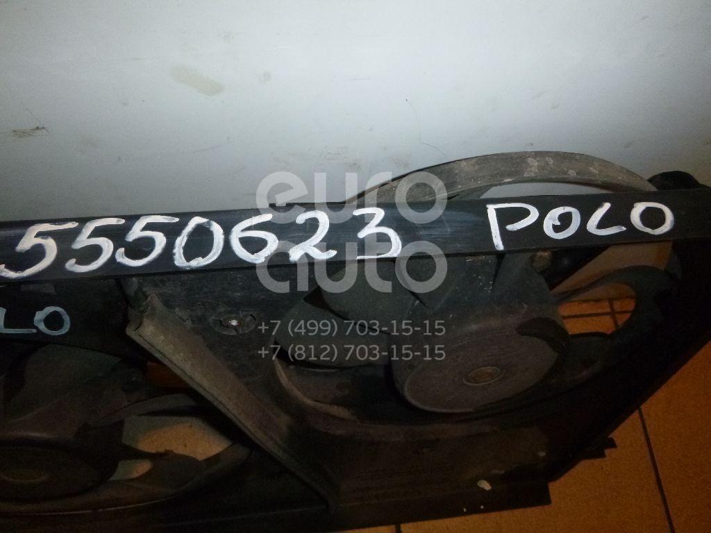 Вентилятор радиатора для VW Polo 2001-2009 - Фото №1