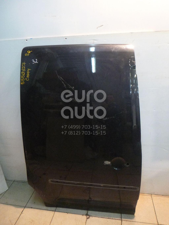 Дверь сдвижная для VW Caddy III 2004-2016 - Фото №1