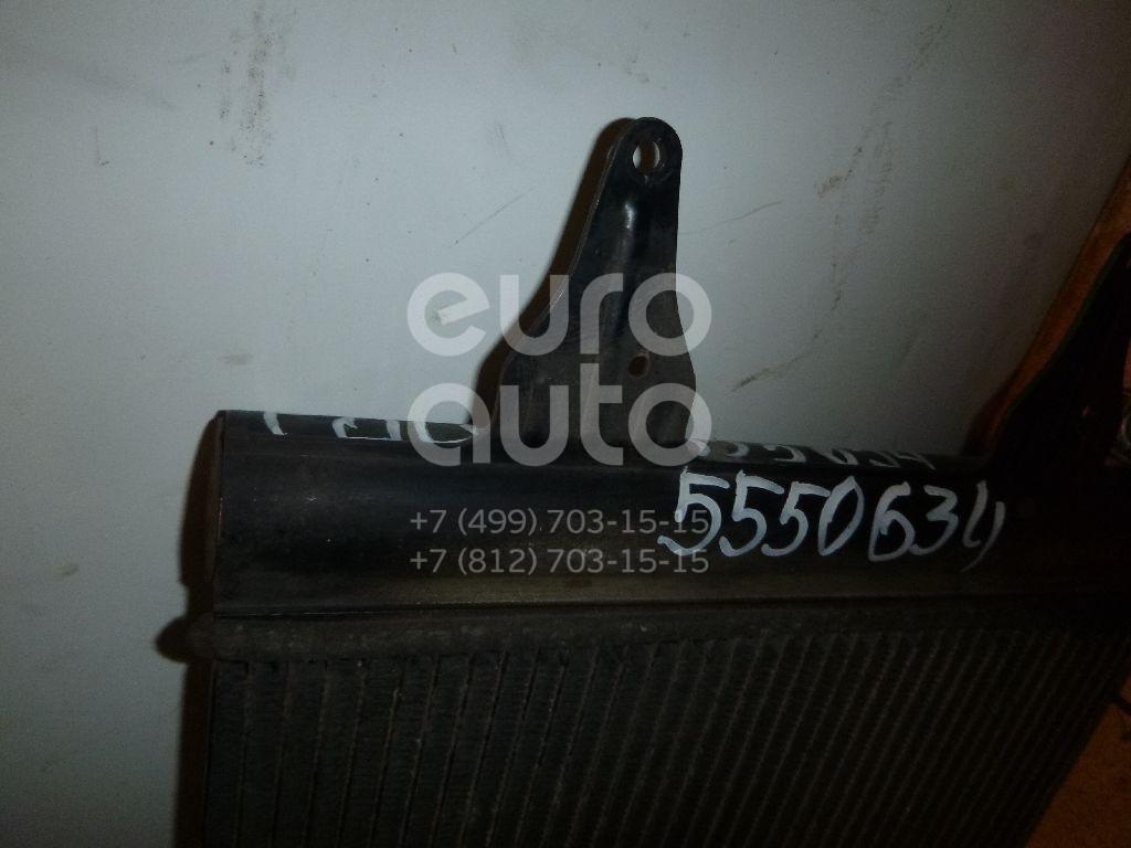Радиатор кондиционера (конденсер) для VW,Skoda,Seat Polo 2001-2009;Fabia 1999-2006;Fabia 2007-2015;Roomster 2006-2015;Cordoba 2003-2008;Ibiza IV 2002-2008 - Фото №1
