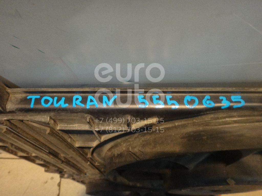 Вентилятор радиатора для VW Touran 2003-2010 - Фото №1