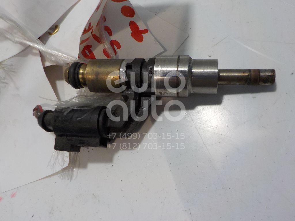 Форсунка инжекторная электрическая для VW,Skoda Golf V 2003-2009;Passat [B6] 2005-2010;Touran 2003-2010;Jetta 2006-2011;Octavia (A5 1Z-) 2004-2013 - Фото №1