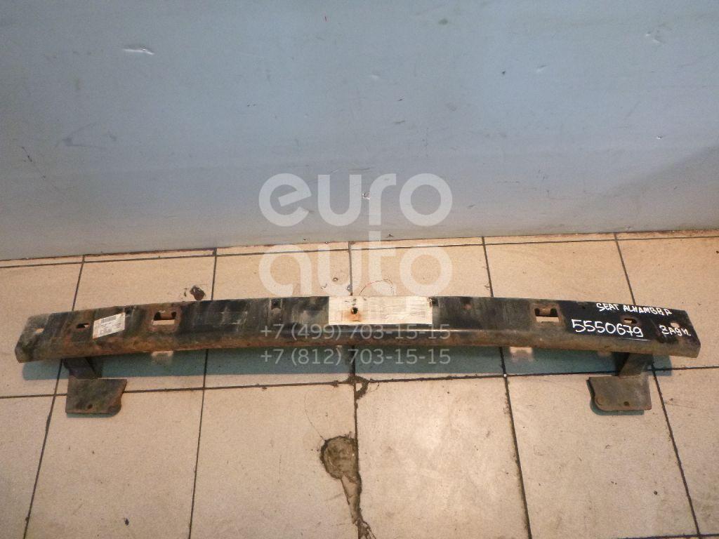 Усилитель заднего бампера для Seat Alhambra 2001-2010 - Фото №1
