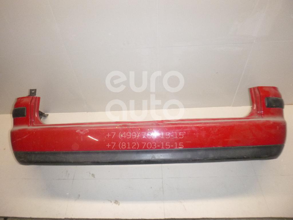 Бампер задний для Seat,VW Alhambra 2001-2010;Sharan 2000-2006;Sharan 2006-2010 - Фото №1