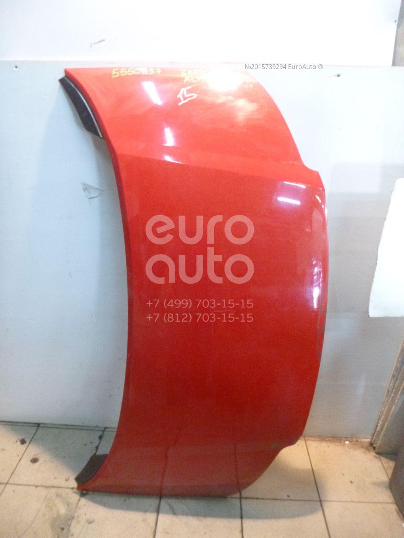 Капот для Seat,VW Alhambra 2001-2010;Sharan 2000-2006;Sharan 2006-2010 - Фото №1
