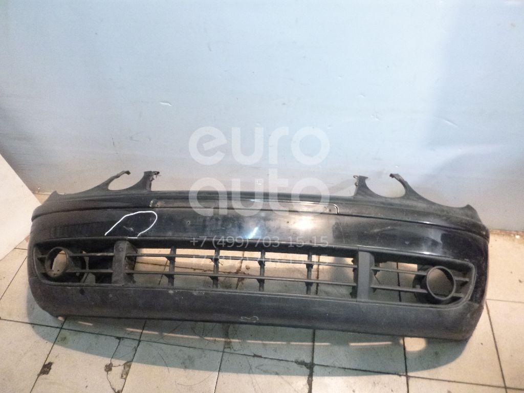 Бампер передний для VW Polo 2001-2009 - Фото №1