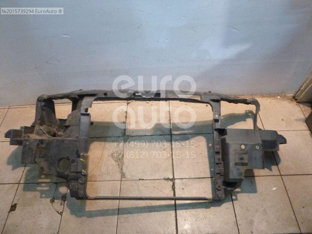 Панель передняя для Seat Alhambra 2001-2010;Sharan 2000-2006;Galaxy 1995-2006;Sharan 2006-2010 - Фото №1