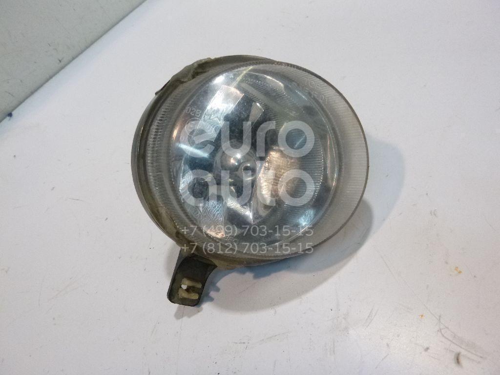 Фара противотуманная правая для Kia Sorento 2003-2009 - Фото №1