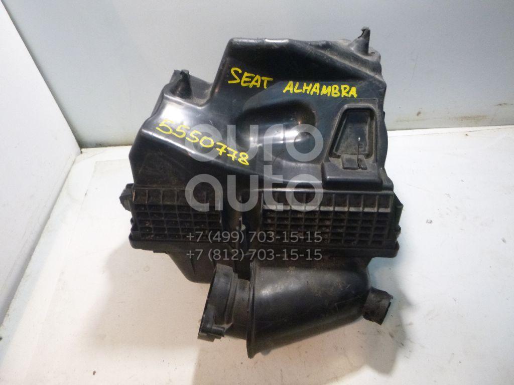 Корпус воздушного фильтра для Seat Alhambra 2001-2010;Sharan 2000-2006 - Фото №1