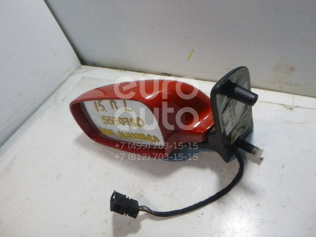 Зеркало левое электрическое для Seat Alhambra 2001-2010 - Фото №1
