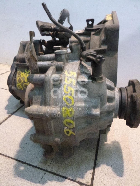 МКПП (механическая коробка переключения передач) для VW,Skoda Polo 2001-2009;Fabia 1999-2006 - Фото №1