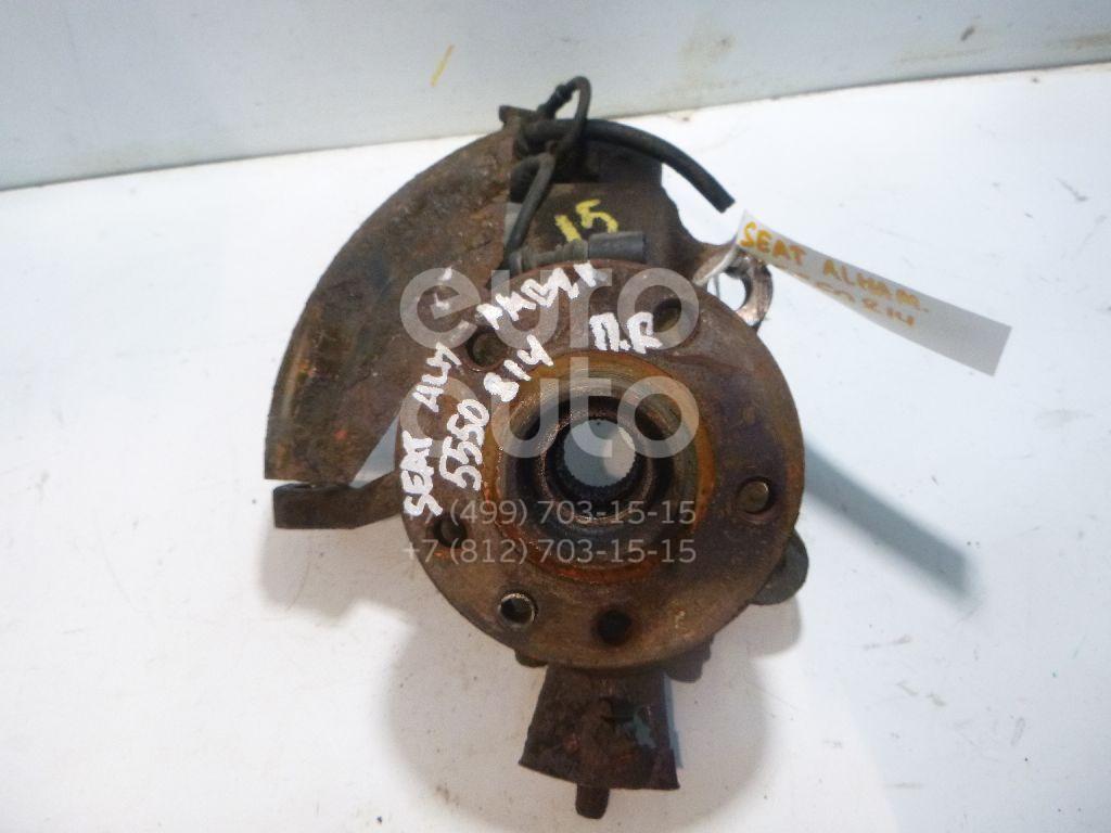 Кулак поворотный передний правый для Seat,VW Alhambra 2001-2010;Sharan 2000-2006;Sharan 2006-2010 - Фото №1