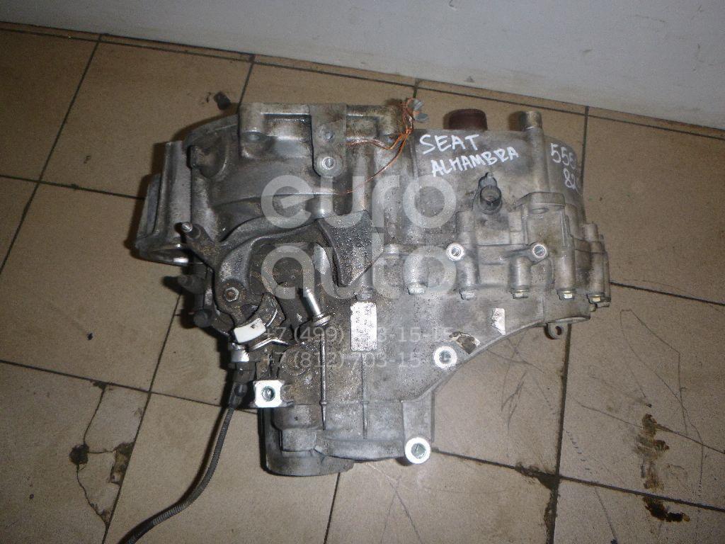 МКПП (механическая коробка переключения передач) для Seat,VW Alhambra 2001-2010;Sharan 2006-2010 - Фото №1
