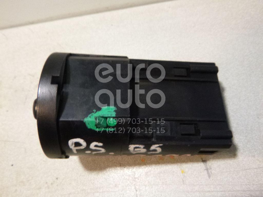 Переключатель света фар для Skoda Passat [B5] 1996-2000;Octavia (A4 1U-) 2000-2011;Golf IV/Bora 1997-2005;Superb 2002-2008;Fabia 2007-2015 - Фото №1