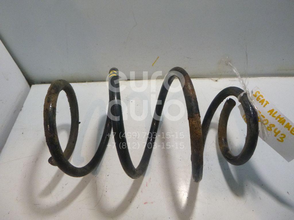 Пружина передняя для Seat,VW Alhambra 2001-2010;Sharan 1995-1999;Sharan 2000-2006 - Фото №1