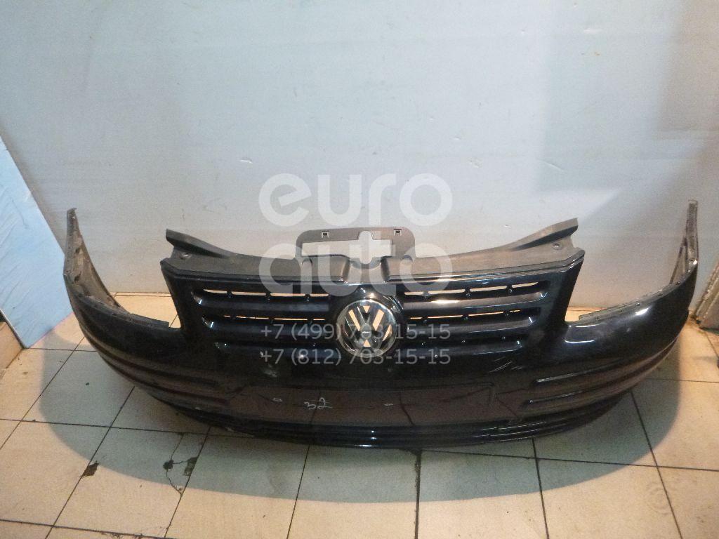 Бампер передний для VW Caddy III 2004> - Фото №1