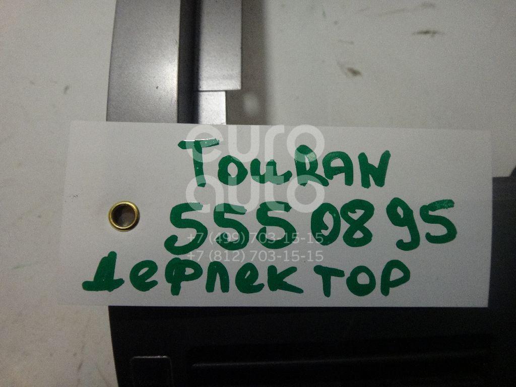 Дефлектор воздушный для VW Touran 2003-2010 - Фото №1
