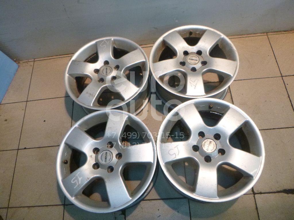 Диски колесные легкосплавные (к-кт) для Seat Alhambra 2001-2010 - Фото №1