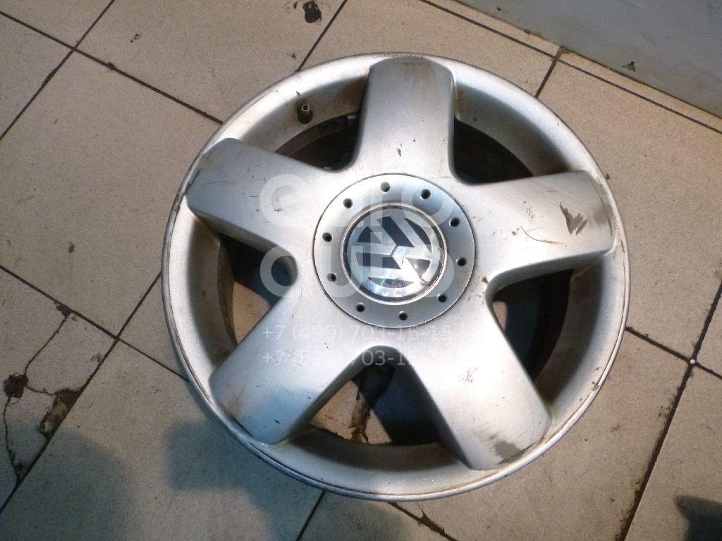 Диски колесные легкосплавные (к-кт) для VW Polo 2001-2009 - Фото №1