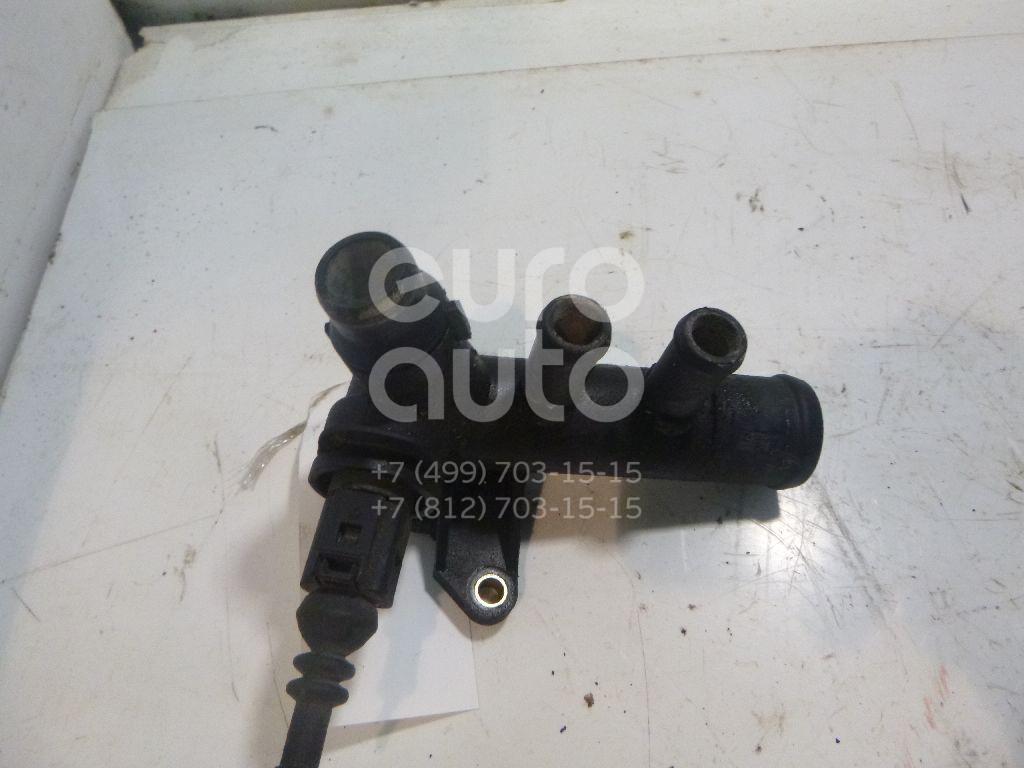 Фланец двигателя системы охлаждения для Seat Alhambra 2001-2010;Alhambra 1996-2001;Sharan 2000-2006 - Фото №1