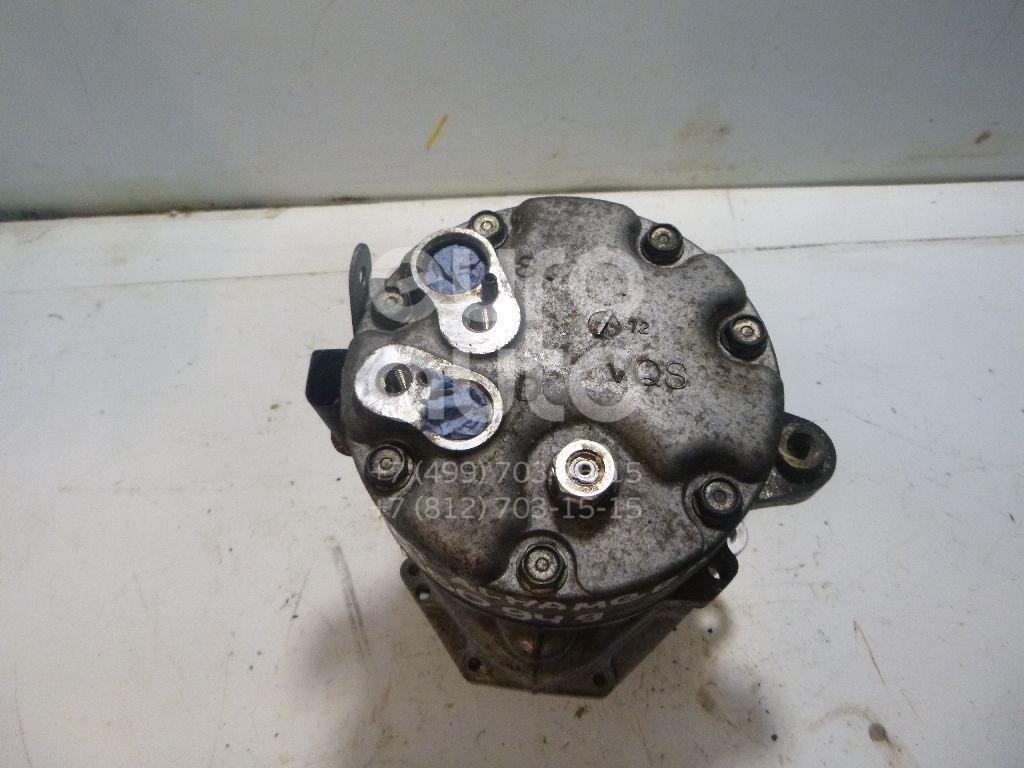 Компрессор системы кондиционирования для Seat,VW,Ford Alhambra 2001-2010;Sharan 1995-1999;Alhambra 1996-2001;Sharan 2000-2006;Galaxy 1995-2006;Sharan 2006-2010 - Фото №1