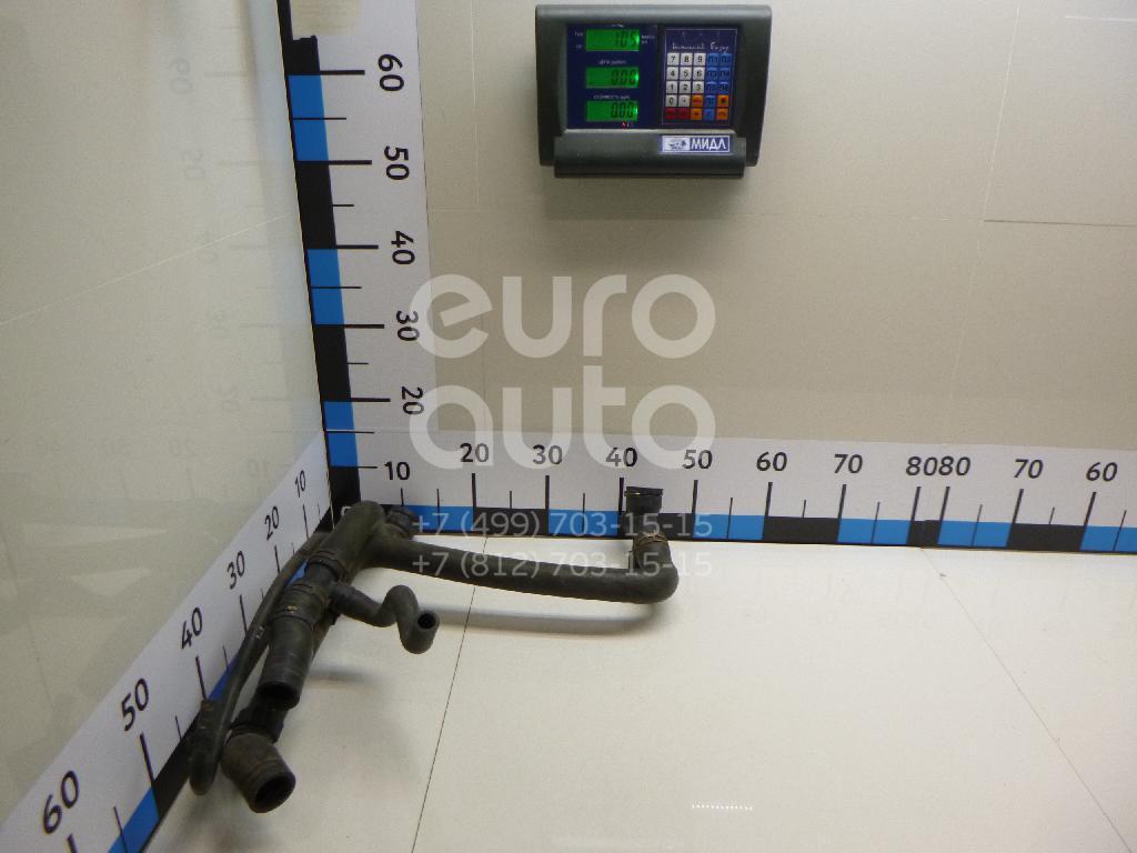 Патрубок радиатора для VW,Skoda Golf V 2003-2009;Passat [B6] 2005-2010;Touran 2003-2010;Jetta 2006-2011;Octavia (A5 1Z-) 2004-2013 - Фото №1