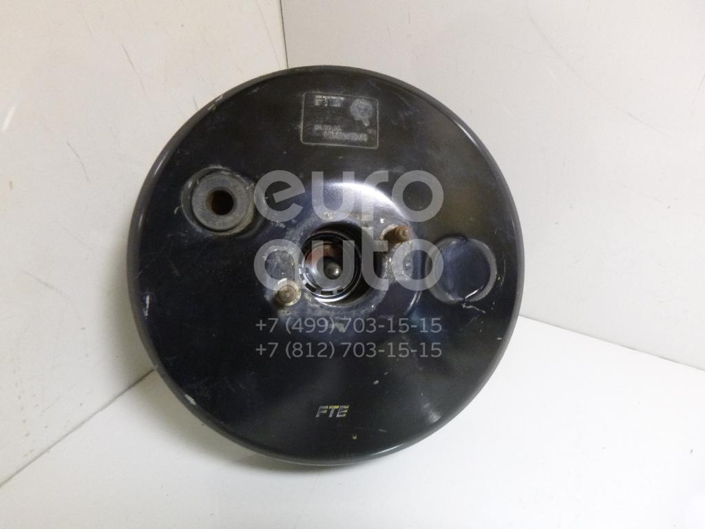 Усилитель тормозов вакуумный для Skoda Polo 2001-2009;Fabia 1999-2006;Fabia 2007-2015 - Фото №1