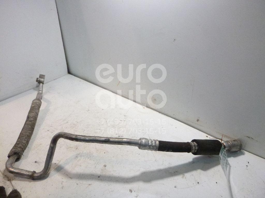 Трубка кондиционера для VW,Skoda,Seat Polo 2001-2009;Fabia 1999-2007;Roomster 2006-2015;Cordoba 2002-2008;Fox 2005-2011 - Фото №1