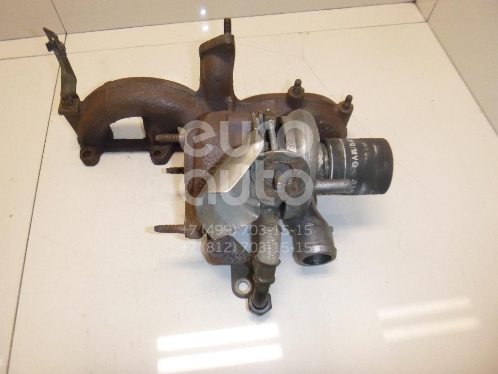 Турбокомпрессор (турбина) для VW,Skoda Polo 2001-2009;Roomster 2006-2015 - Фото №1