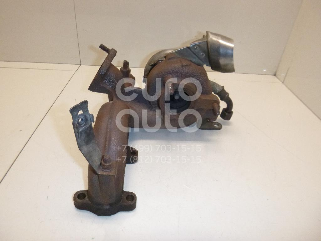 Турбокомпрессор (турбина) для VW,Skoda Polo 2001-2009;Roomster 2006-2015;Fox 2005-2011 - Фото №1