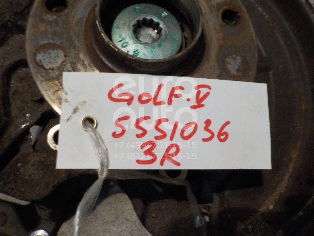 Кулак поворотный задний правый для Seat Golf V 2003-2009;A3 [8PA] 2004-2013;Golf V Plus 2005-2014;Leon (1P1) 2005-2013 - Фото №1