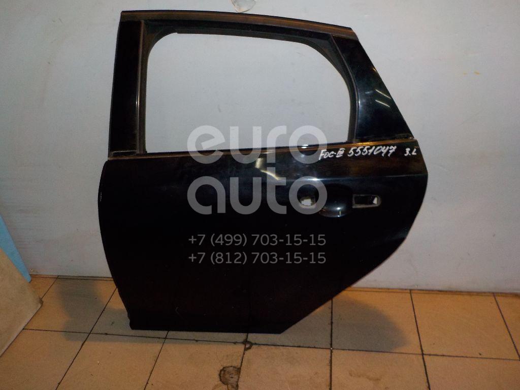 Дверь задняя левая для Ford Focus III 2011> - Фото №1