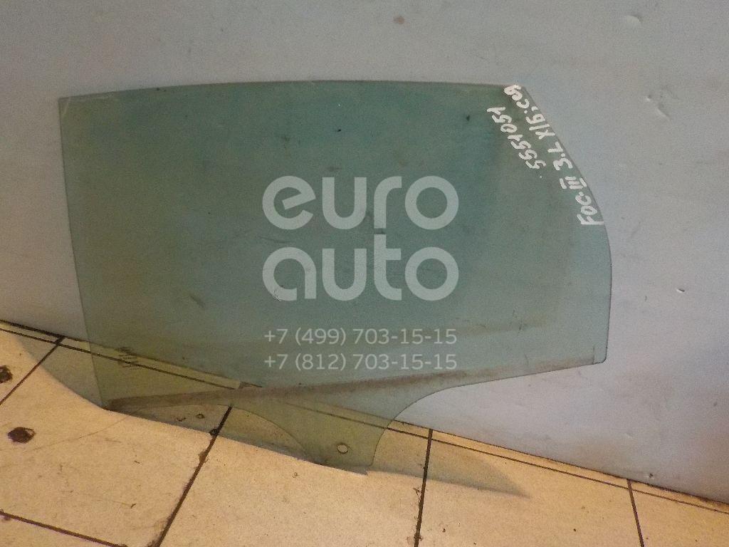 Стекло двери задней левой для Ford Focus III 2011> - Фото №1