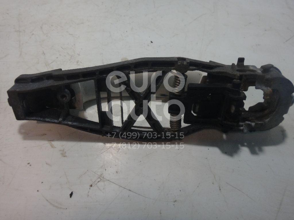 Ручка двери наружная левая для VW Touran 2003-2010 - Фото №1