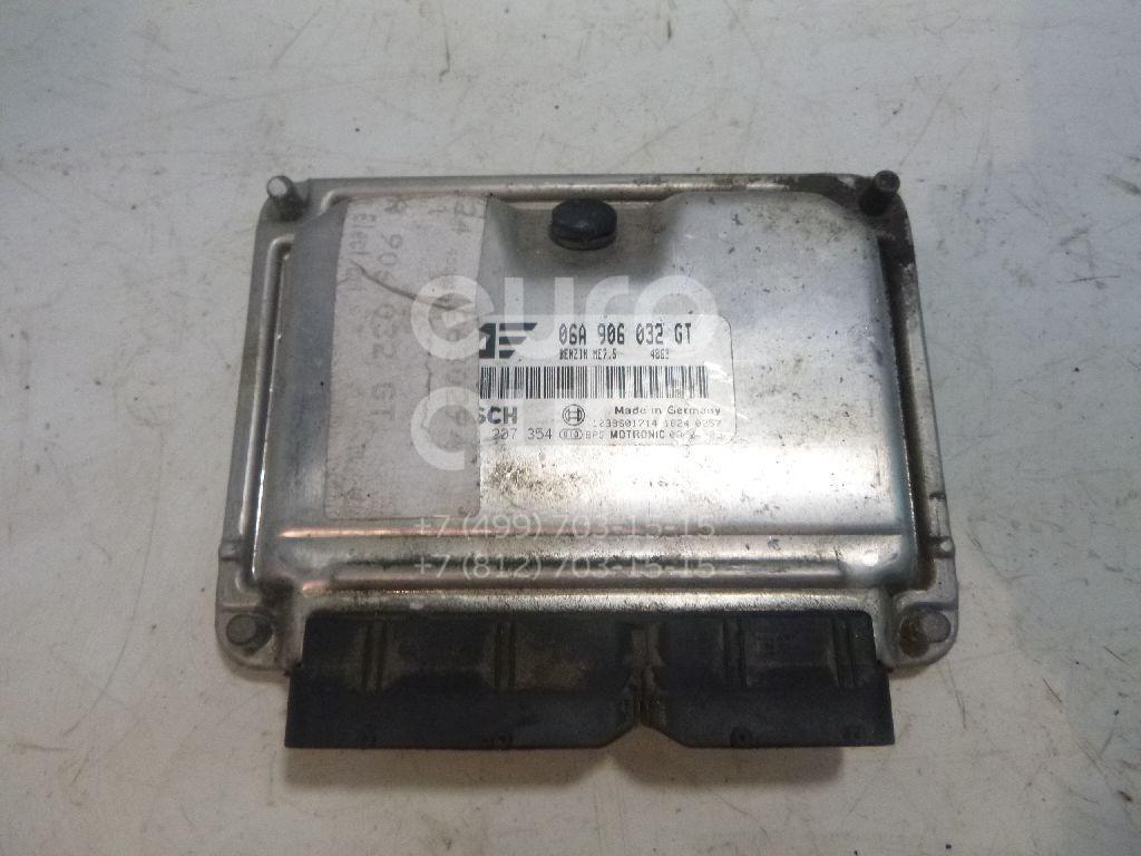 Блок управления двигателем для Seat,VW Alhambra 2000-2010;Sharan 2000-2004;Sharan 2004-2010 - Фото №1