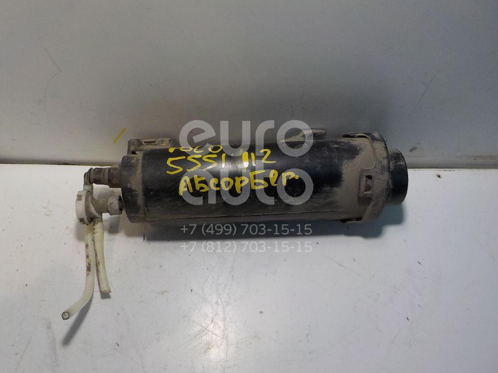 Абсорбер (фильтр угольный) для VW,Skoda Polo (Sed RUS) 2011>;Rapid 2013> - Фото №1